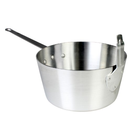 Thunder Group 10 Quart Fryer/Sauce Pan