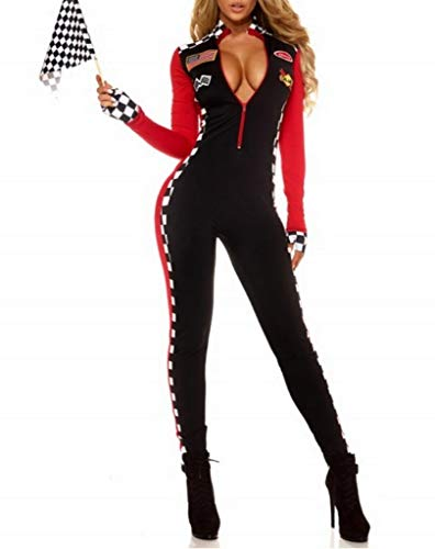 Wonder Lingerie Plus Women's Racing Sport Driver Costume for sale  Delivered anywhere in USA