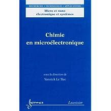 Chimie En Microelectronique