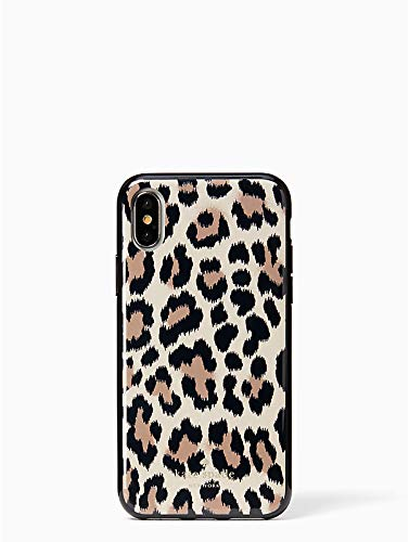 Ric Rac Dot - Kate Spade New York Classic Leopard Comold Case for iPhone X