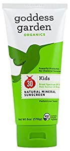Goddess Garden - Kids Natural Sunscreen 30 SPF