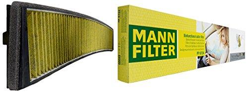 Mann Filter FP 6724 FreciousPlus Cabin Air Filter