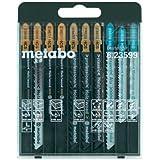 Metabo Stichsägeblattsortiment Promotion 10-teilig, 623599000