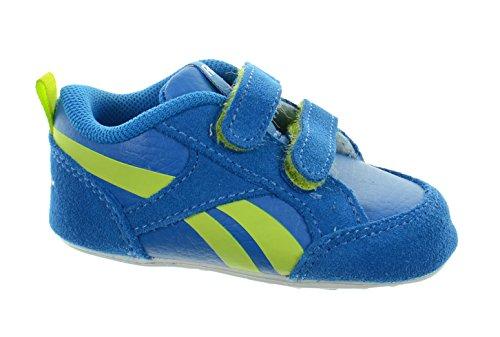 Reebok Ventureflex Chase V63058 Baby Sportschuhe Krabelschuhe Kinderschuhe blau Klett