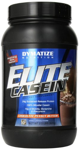 Dymatize Nutrition Elite Shake, caséine Chocolate Peanut Butter, 2 Pound