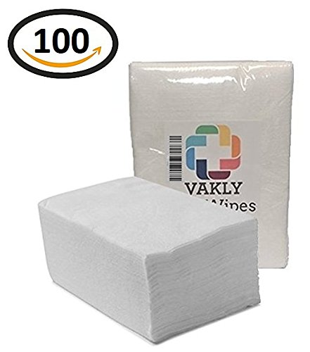 Vakly Dry Wipes Cleansing Cloths ()