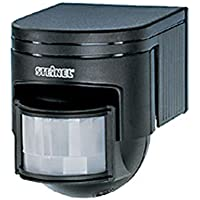 Steinel IS140B - Adjustable Motion Detector, Black