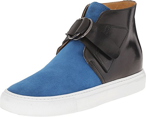 MM6 Maison Margiela Women's Harness High Top Sneaker Black/Blue iPrN1