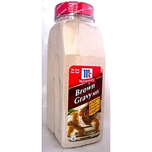 McCormick Brown Gravy Mix - 21 oz. (4 PACK)