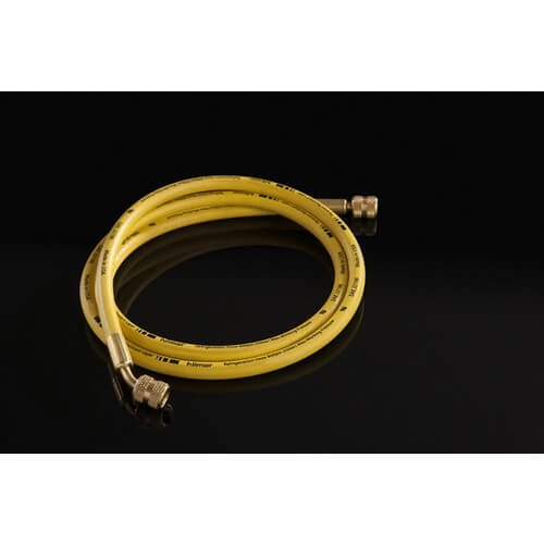 60'' Yellow Refrigeration Hose