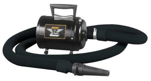 Metro Vac Metro Air Force Steel Blaster Pet Dryer with 12...