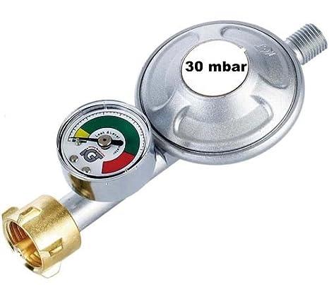 1,5/m butano Manguera de gas 1//4/lks, para propano 1/lado con abrazadera 8/mm camping