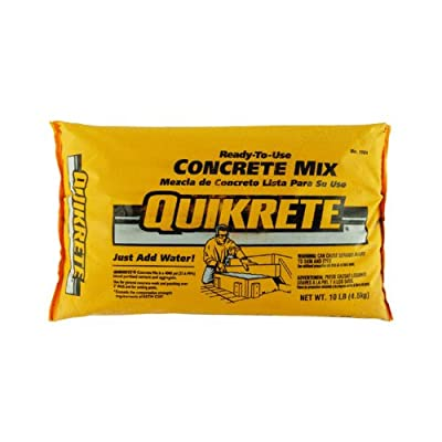 Quikrete 110110 Concrete Mix (Pack of 6)