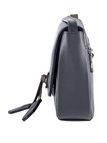 Mujer Oscuro Para Cruzados Azul Bolso Cinque tCqYw66