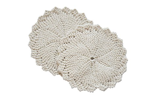 Toockies Hand knit Exfoliating Wash Cloth for