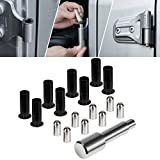 Door Pin Guides & Door Bushing Removal Tool For
