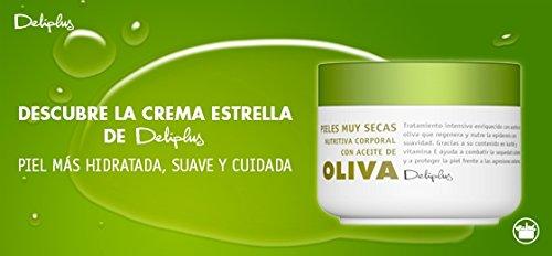 Nutritiva corporal con aceite de oliva - Pieles muy secas - 200 ml: Amazon.es: Belleza