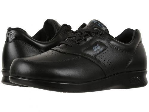 SAS(サス) メンズ 男性用 シューズ 靴 スニーカー 運動靴 Time Out - Black [並行輸入品] B07C8RF5TC
