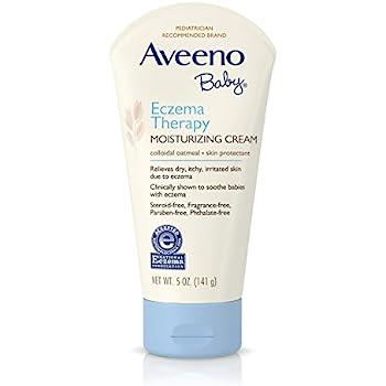 Does aveeno eczema therapy work