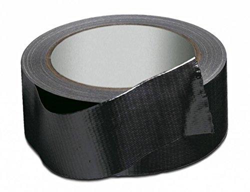 Nastro Americano Tape Nero Mt25X50Mm Saratoga