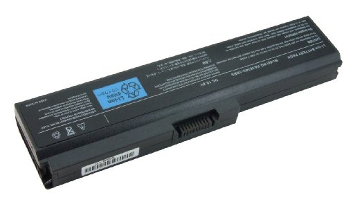 Replacement Battery for Toshiba Satellite L735-S3210WH by Tech Rover™ Max-Life Series 6-Cell [Standard-Capacity]