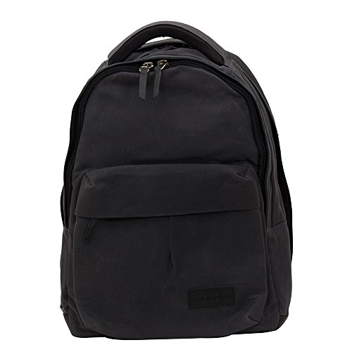 Rimo Casual Best Selling Laptop Backpack for Men & Women college girls boys fits 17 inch Canvas & Vegan Leather 20 Ltr Top Selling Travel backpack Office Outdoor Weekends Airline - Shops Of In Names England