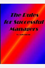 The Rules for Successful Managers Paperback