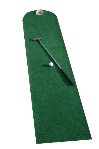 Putt-A-Bout The Par 1 Putting Mat, Green, 18-Inch x 8-Feet by Putt-A-Bout