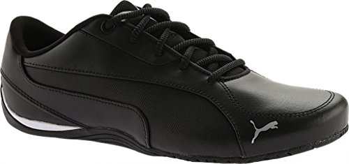 Puma Shoes Racing - PUMA Men's Drift Cat 5 Core Walking Shoe, Puma Black, 10.5 M US