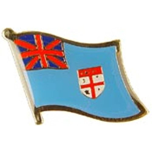 Fiji Flag Pin 1