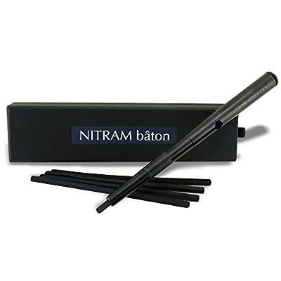 Charcoal Artist Baton with 5 Mignonette Refills