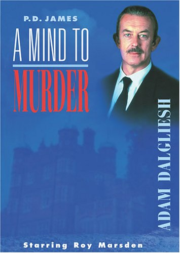 P.D. James: A Mind to Murder - Police Store Uk