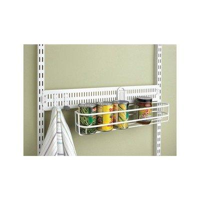 Organized Living freedomRail Spanner for freedomRail Closet System, 24-inch - White