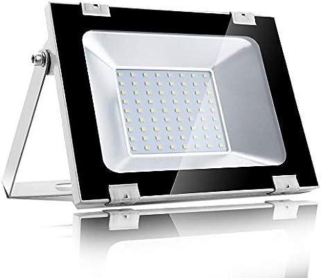 50w Foco led exterior,Led Proyector para Exterior Iluminación ...