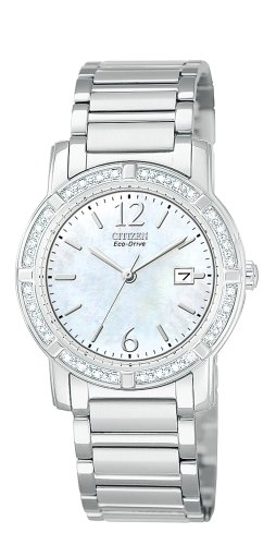 Palidoro Citizen Watch - Citizen Women's EW0900-56D Eco-Drive Palidoro Diamond Watch