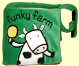 Funky Farm (Animal Faces Cuddly Cuffs)