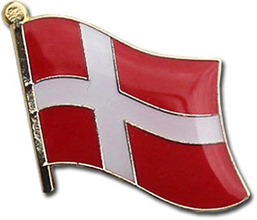 Flagline Denmark - National Lapel Pin