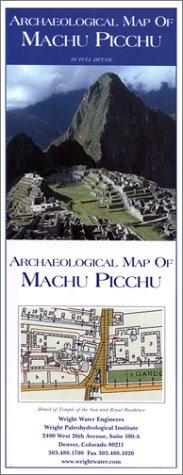 Download Machu Picchu Map ebook