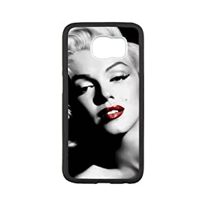 Marilyn Monroe Samsung Galaxy S6 Cell Phone Case White Delicate gift AVS_697792