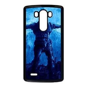 LG G3 Phone Case Black Atlantis The Lost Empire BXF276762