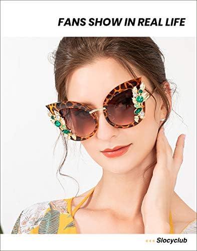 Cheap rhinestone sunglasses _image4