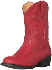 Children Western Kids Cowboy Boot | Monterey for Boys and Girls by Silver Canyon