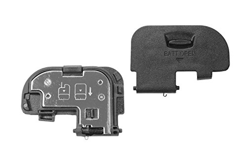 - Digital Camera Battery Door Cover Cap Lid Chamber Replacement for Repair Canon EOS 6D by MoArmor