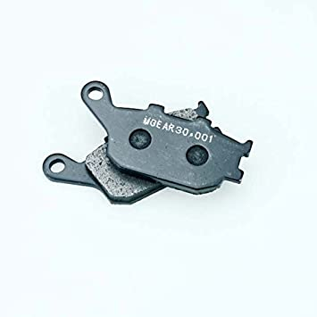 Metalgear 509749 Bremsbel/äge Hinten