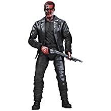 NECA Terminator 2 T-800 Action Figure (Video Game Appearance), 7-Inch, Packaging May Vary