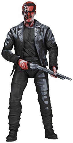 NECA Terminator 2 T-800 Action Figure (Video Game Appearance), ()
