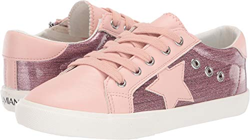 (Amiana Baby Girl's 15-A5506 (Toddler/Little Kid/Big Kid/Adult) Pink Patent/Pu Combo 29 M EU)