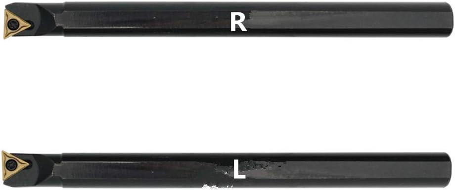 ZIYI 95/°S12M-STUPL09 Index Internal Lathe Turning Holder For TPMT0902 Inserts