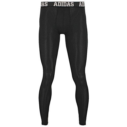 adidas Men's Baselayer Climacool UPF Pants, Black, (Adidas Climacool Mens Pant)