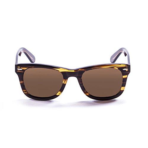 Paloalto Sunglasses P59000.3 Lunette de Soleil Mixte Adulte, Marron